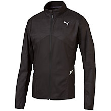 Buy Puma Night Cat Jacket, Black Online at johnlewis.com