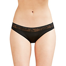 Buy Calvin Klein Modern Signature Bikini Briefs Online at johnlewis.com