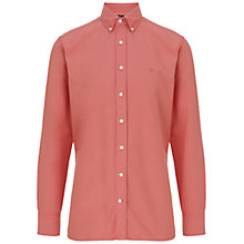 Buy Hackett London Oxford Plain Cotton Shirt Online at johnlewis.com
