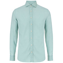 Buy Hackett London Trevi Washed Shirt Online at johnlewis.com