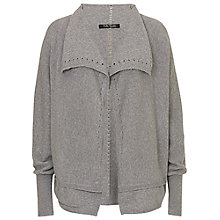 Buy Betty Barclay Cuffed Cardigan, Mid Grey Online at johnlewis.com