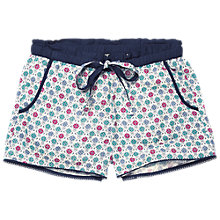 Buy Fat Face Starlight Geo Rayon Shorts, Dragonfly Online at johnlewis.com