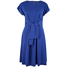 Buy Closet Short Sleeve Dress, Blue Online at johnlewis.com