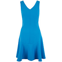 Buy Almari Flared Skirt Dress, Blue Online at johnlewis.com
