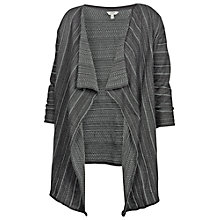 Buy Fat Face Watergate Bay Cotton Cardigan, Phantom Online at johnlewis.com