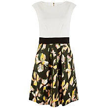 Buy Closet Floral 2-in-1 Dress, Multi Online at johnlewis.com