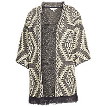 Buy Fat Face Hartland Aztec Kimono Online at johnlewis.com