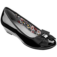 Buy Hotter Pansy Sleek Slip-On Pumps Online at johnlewis.com