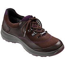 Buy Hotter Taw GORE-TEX® Walking Shoe, Espresso Online at johnlewis.com