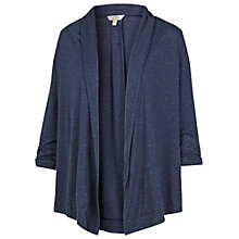 Buy Fat Face Callington Cover Up, Navy Online at johnlewis.com