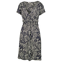 Buy Fat Face Harriet Bandana Dress, Navy Online at johnlewis.com