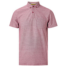 Buy Kin by John Lewis Jersey Stripe Polo Shirt Online at johnlewis.com