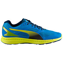 Buy Puma Ignite Men's Neutral Running Shoes, Blue Online at johnlewis.com