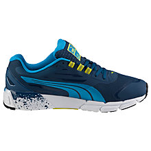 Buy Puma Faas 500 v4 Men's Running Shoes, Blue Online at johnlewis.com