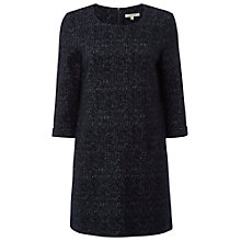 Buy White Stuff April Tunic, Navy Online at johnlewis.com