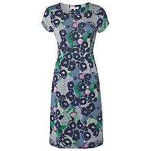 Buy White Stuff Budapest Dress, Uniform Blue Online at johnlewis.com