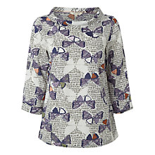 Buy White Stuff Flutterby Top, Multi Online at johnlewis.com