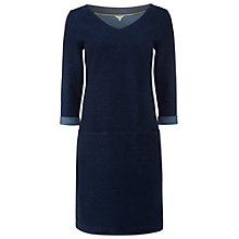 Buy White Stuff Denim Kimmy Jersey Dress Online at johnlewis.com