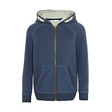 Buy John Lewis Boys' Melange Zip Through Hoodie Online at johnlewis.com