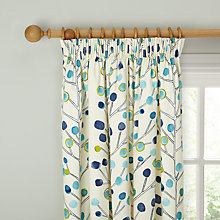 Buy Scion Berry Tree Lined Pencil Pleat Curtains Online at johnlewis.com
