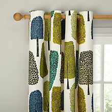 Buy Scion Cedar Lined Eyelet Curtains Online at johnlewis.com
