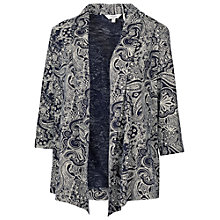 Buy Fat Face Callington Bandana Cover-Up, Navy Online at johnlewis.com