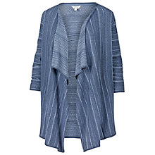 Buy Fat Face Watergate Bay Cardigan, Navy Online at johnlewis.com