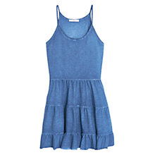 Buy Mango Cotton-Blend Dress Online at johnlewis.com