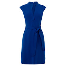 Buy Karen Millen Pocket Detail Dress, Blue Online at johnlewis.com