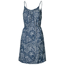 Buy Fat Face Pembroke Bandana Dress, Navy Online at johnlewis.com