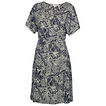 Buy Fat Face Kimberley Bandana Dress, Navy Online at johnlewis.com