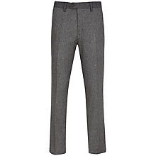 Buy Ted Baker Illitro Modern Fit Suit Trousers, Grey Online at johnlewis.com