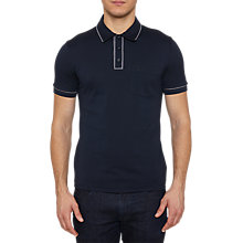 Buy Original Penguin Mercury Plain Pocket Polo Shirt Online at johnlewis.com