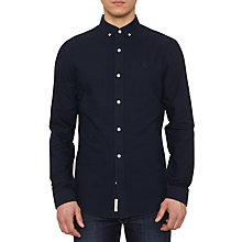 Buy Penguin Fresh Long Sleeves Shirt, Dark Sapphire Online at johnlewis.com