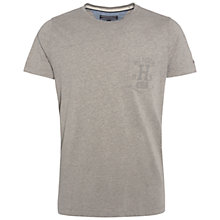 Buy Tommy Hilfiger Lars Heather Pocket Tee Online at johnlewis.com