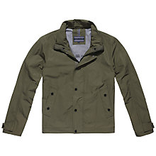 Buy Tommy Hilfiger Short Barney Jacket, Forest Night Online at johnlewis.com