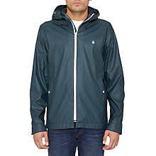 Buy Original Penguin Hever Rain Jacket, Urban Chic Green Online at johnlewis.com