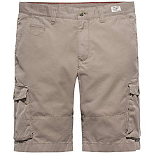 Buy Tommy Hilfiger John Cargo Shorts, Khaki Online at johnlewis.com