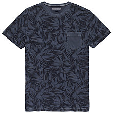 Buy Tommy Hilfiger Miles Tee, Midnight Online at johnlewis.com