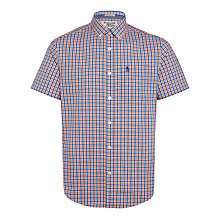 Buy Original Penguin Gingham Short Sleeve Shirt Online at johnlewis.com