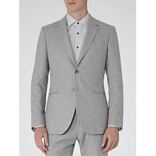 Buy Reiss Barnaby Modern Fit Suit Jacket, Grey Online at johnlewis.com