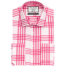 Buy Thomas Pink Mears Slim Fit Check Shirt Online at johnlewis.com