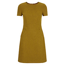 Buy Hobbs Maitilde Dress, Acacia Green Online at johnlewis.com