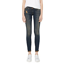 Buy Mango Push Up Uptown Jeans Online at johnlewis.com