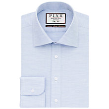 Buy Thomas Pink Deane Textured Slim Fit Shirt Online at johnlewis.com