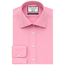Buy Thomas Pink Derick Plain Slim Fit Shirt Online at johnlewis.com