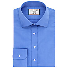 Buy Thomas Pink Terrance Textured Slim Fit Shirt Online at johnlewis.com
