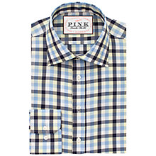 Buy Thomas Pink Murray Check Classic Fit XL Sleeve Shirt Online at johnlewis.com