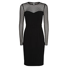 Buy Hobbs Foyle Lace Dress, Back Online at johnlewis.com