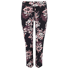 Buy Phase Eight Erica Floral Trousers, Multi-coloured Online at johnlewis.com